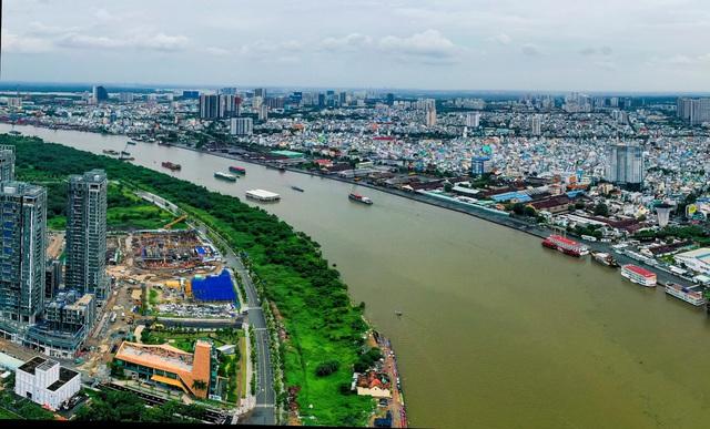 Tiềm năng phát triển của cung đường Tôn Thất Thuyết không thua kém Bến Vân Đồn - Ảnh 1.