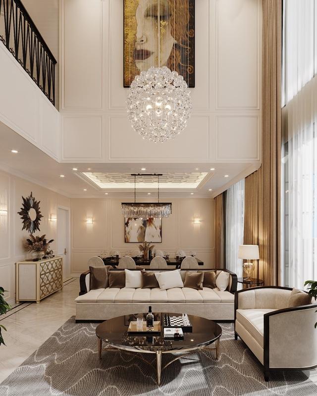 """Căn hộ Duplex Roman Plaza – cuộc sống thượng lưu theo """"chuẩn"""" riêng - Ảnh 1."""