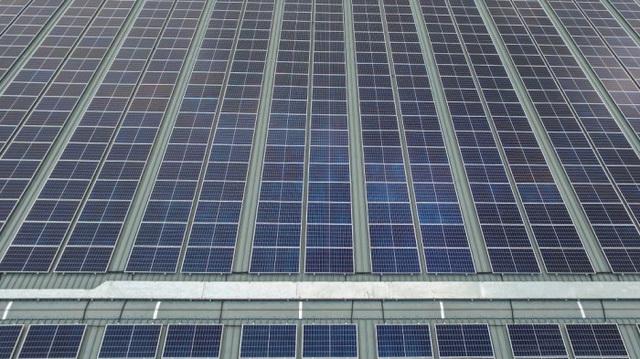 Tập đoàn Aureole đã ứng dụng điện năng lượng mặt trời - Ảnh 2.