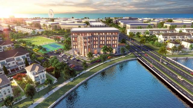Những tiện ích đẳng cấp mang đến trải nghiệm sống xứng tầm cho cư dân tinh hoa River Park 1 tại Aqua City