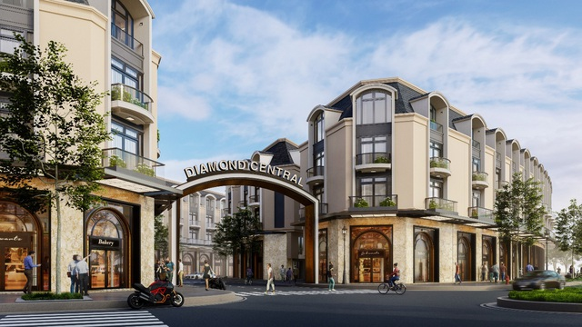 Với dự án Diamond Central, Gotec Land kì vọng gì tại thị trường mới? - Ảnh 1.