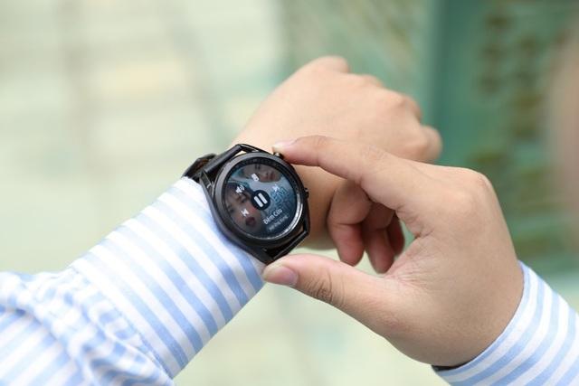 Khám phá trợ thủ hoàn hảo cho nhịp sống hiện đại trên Galaxy Watch3 - Ảnh 2.