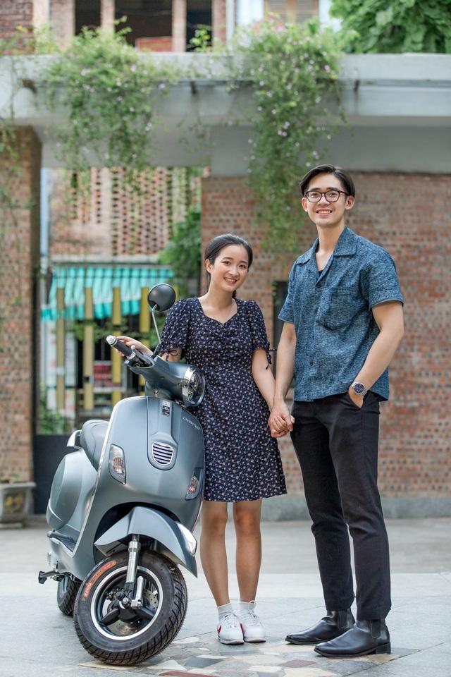 Chưa đến 17 triệu đồng sở hữu ngay mẫu xe máy điện thời thượng từ Dibao - Ảnh 2.