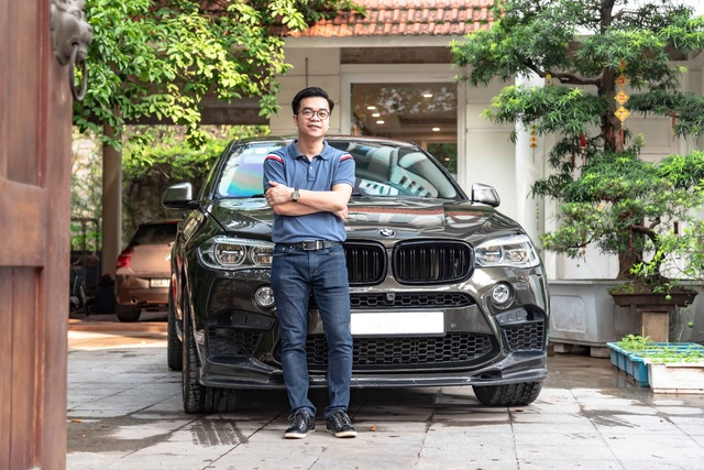 Bimmer Hà thành sở hữu 2 xe BMW trong 7 năm qua: 'Đừng chỉ nghe đồn nuôi xe tốn, hay hỏng' - Ảnh 1.