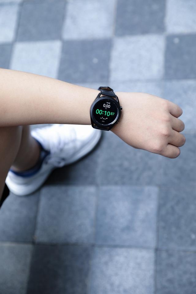 Khám phá trợ thủ hoàn hảo cho nhịp sống hiện đại trên Galaxy Watch3 - Ảnh 3.