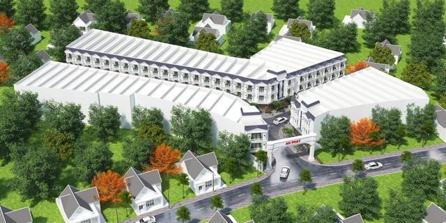 Dự án khu nhà ở thương mại An Phát khiến BĐS Bình Dương sôi động trở lại nửa cuối năm - Ảnh 2.
