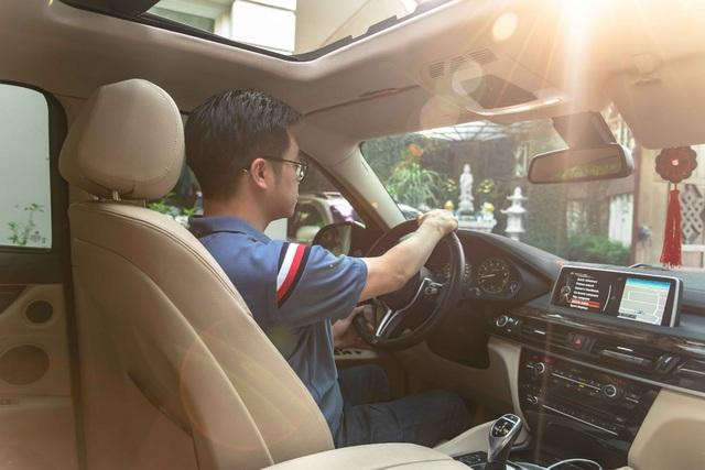Bimmer Hà thành sở hữu 2 xe BMW trong 7 năm qua: 'Đừng chỉ nghe đồn nuôi xe tốn, hay hỏng' - Ảnh 3.