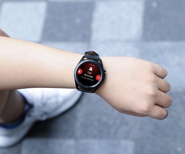 Khám phá trợ thủ hoàn hảo cho nhịp sống hiện đại trên Galaxy Watch3 - Ảnh 4.