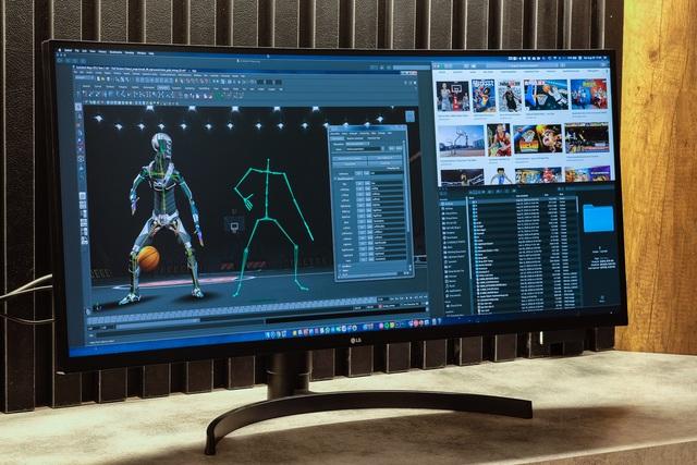Màn hình siêu rộng – Lựa chọn hoàn hảo cho nhà thiết kế đồ họa chuyên nghiệp - Ảnh 1.