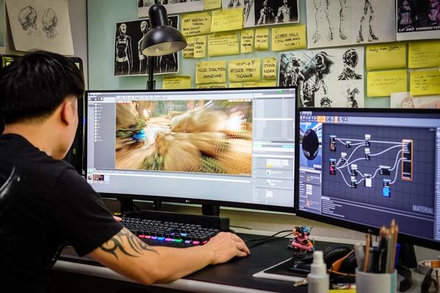 Màn hình siêu rộng – Lựa chọn hoàn hảo cho nhà thiết kế đồ họa chuyên nghiệp - Ảnh 2.