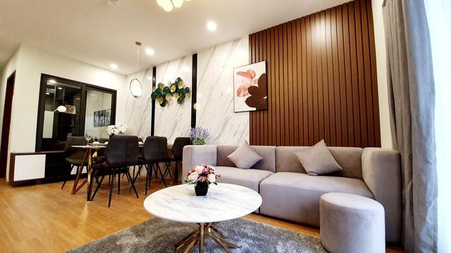 Asahi Luxstay quản lý cho thuê 50 căn hộ dịch vụ tại TSG Lotus Long Biên - Ảnh 1.