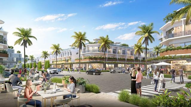 Những lợi thế khi đầu tư nhà phố thương mại biển sở hữu lâu dài - Ảnh 1.