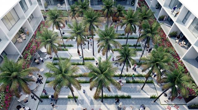 Những lợi thế khi đầu tư nhà phố thương mại biển sở hữu lâu dài - Ảnh 2.