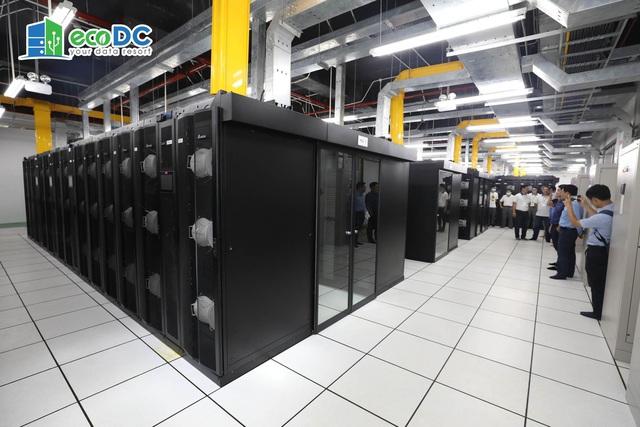 ecoDC tiên phong xu hướng data xanh cho ngành trung tâm dữ liệu - Ảnh 1.