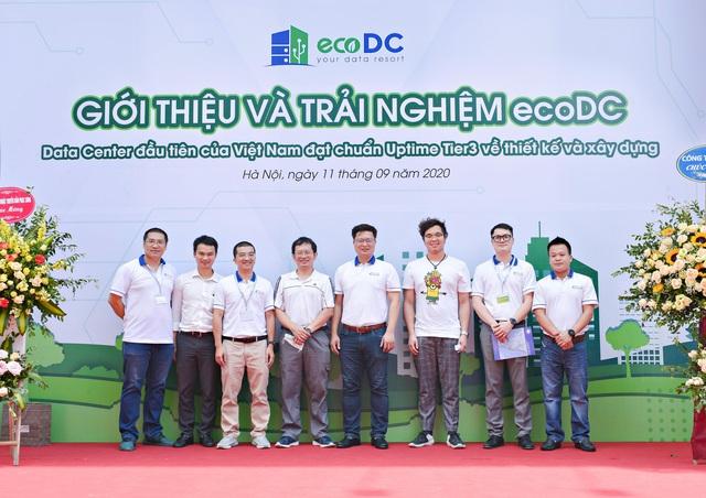 ecoDC tiên phong xu hướng data xanh cho ngành trung tâm dữ liệu - Ảnh 2.