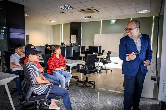 Đại học RMIT ra mắt ngành Công nghệ Thông tin tại cơ sở Hà Nội - Ảnh 2.