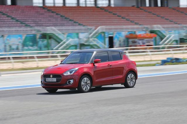 Suzuki Swift - chiếc xe đô thị năng động cho lối sống hiện đại - Ảnh 2.