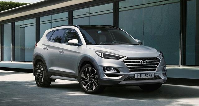 Hyundai Tucson 2020 giá chỉ từ 900 triệu đồng - Xe gầm cao nhiều điểm cộng cho người Việt - Ảnh 1.