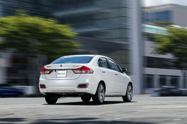 Suzuki Ciaz mới sắp ra mắt: Thêm lựa chọn sáng giá cho sedan nhập khẩu - Ảnh 3.