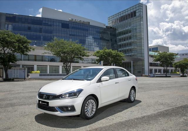 Suzuki Ciaz mới sắp ra mắt: thêm lựa chọn sáng giá cho sedan nhập khẩu - Ảnh 1.