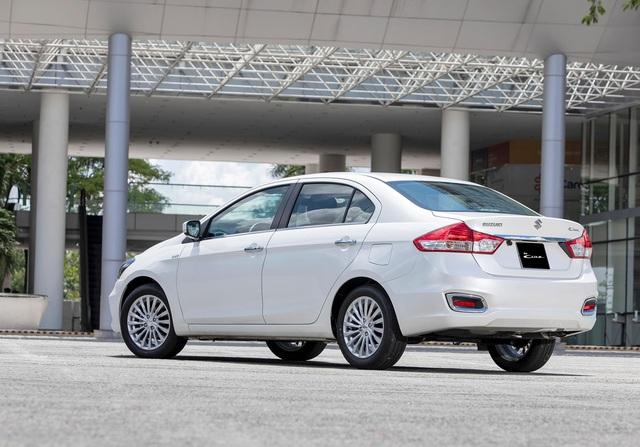 Suzuki Ciaz mới sắp ra mắt: thêm lựa chọn sáng giá cho sedan nhập khẩu - Ảnh 2.