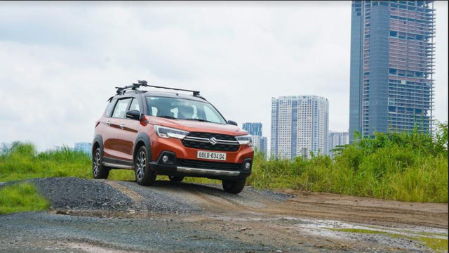 XL7 hoàn toàn mới sẽ sắp xếp lại vị thế của Suzuki trong phân khúc SUV 7 chỗ tại Việt Nam? - Ảnh 3.