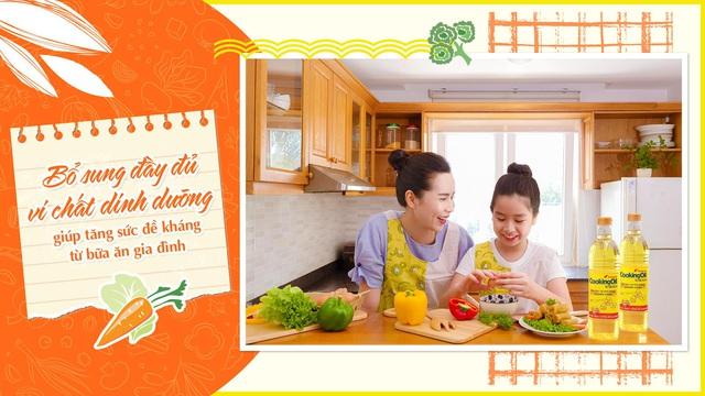 Theo chân Lưu Hương Giang khám phá góc đề kháng home-made để tăng cường sức khỏe cho cả gia đình - ảnh 3