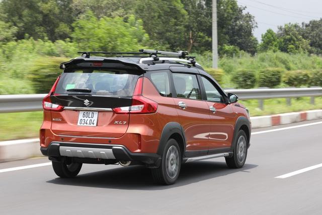 XL7 hoàn toàn mới sẽ sắp xếp lại vị thế của Suzuki trong phân khúc SUV 7 chỗ tại Việt Nam? - Ảnh 4.
