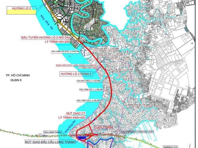 Hạ tầng thêm sức bật cho đại đô thị sinh thái thông minh phía Đông - Ảnh 1.