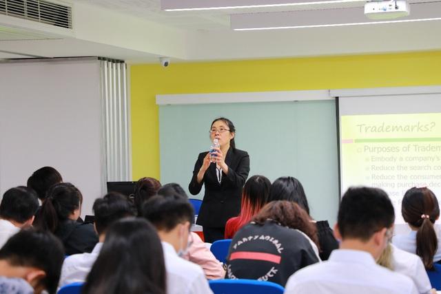 SIU và mục tiêu đào tạo chuyên gia luật tầm quốc tế - ảnh 2