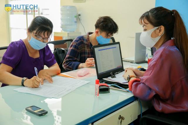 Nhiều thí sinh chọn nhập học trước khi biết kết quả xét tuyển theo điểm thi tốt nghiệp THPT - ảnh 3
