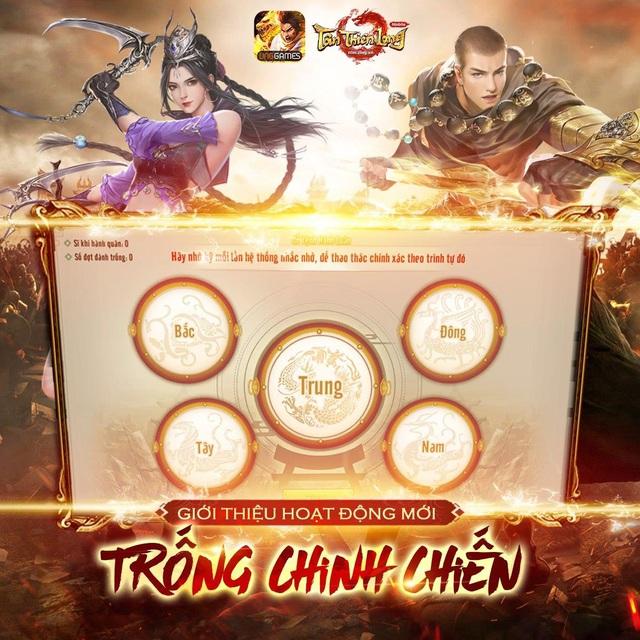 Phiên bản mới ra mắt chưa lâu, Tân Thiên Long Mobile lại rục rịch khai mở server S70 - Ảnh 4.