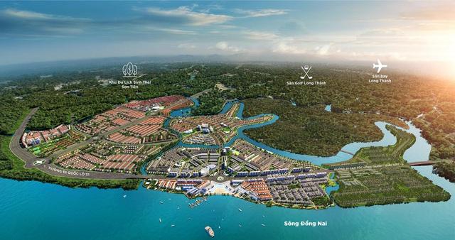 Giá trị Aqua City tăng nhanh khi loạt hạ tầng được chốt tiến độ - Ảnh 4.