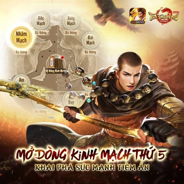 Phiên bản mới ra mắt chưa lâu, Tân Thiên Long Mobile lại rục rịch khai mở server S70 - Ảnh 5.