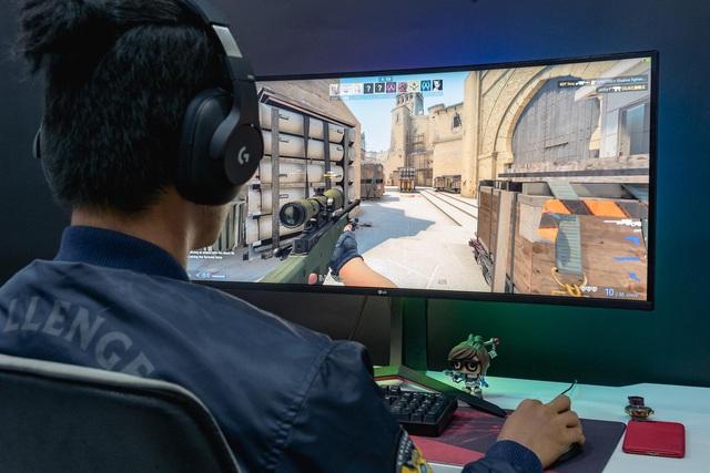Vũ khí hạng nặng cho các Game thủ - Màn hình LG 38GN950 - Ảnh 2.