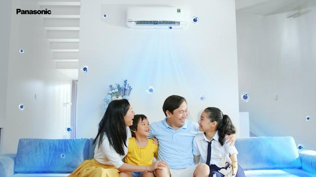 Có gì hot với chiếc điều hòa Panasonic: Làm mát nhanh, tính năng lọc không khí, tiết kiệm điện tối ưu - Ảnh 3.