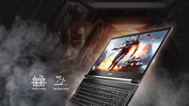 Acer Aspire 7 – Trải nghiệm gaming đích thực ngay trong tầm tay - Ảnh 3.