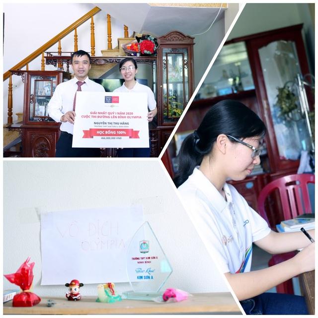 Swinburne Việt Nam trao học bổng gần 2 tỷ đồng cho 4 thí sinh trước vòng chung kết Olympia - ảnh 3