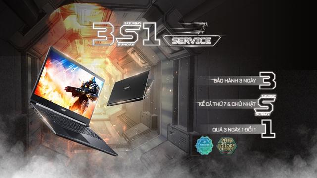 Acer Aspire 7 – Trải nghiệm gaming đích thực ngay trong tầm tay - Ảnh 4.