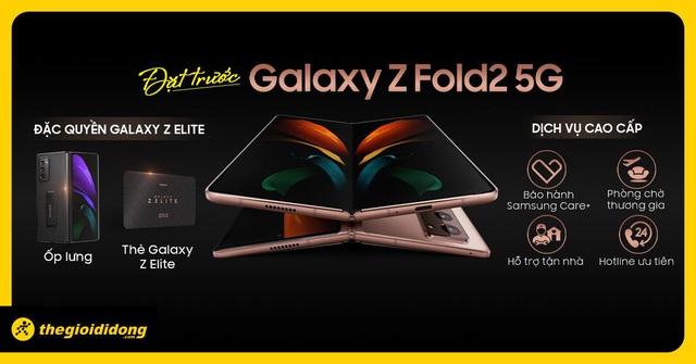 Giới trẻ thời thượng thể hiện đẳng cấp bản thân với smartphone màn hình gập Galaxy Z Fold2 của Samsung - ảnh 4