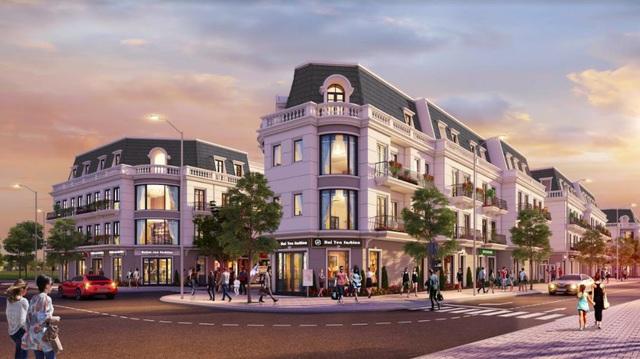 Bắt nhịp đầu tư, Vincom shophouse Uông Bí sắp mở bán giai đoạn 2 - Ảnh 1.