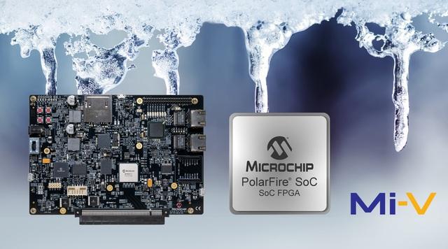 Bộ Kit phát triển FPGA SOC đầu tiên trong xử lý hình ảnh nhúng dựa trên kiến trúc tập lệnh RISC-V đến từ Microchip - Ảnh 1.