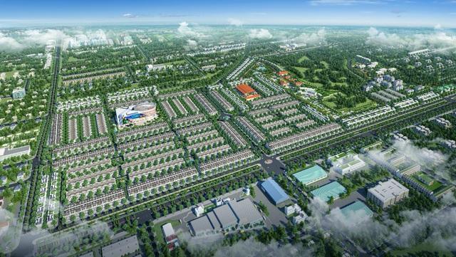 Thị trường BĐS các thành phố vệ tinh quanh TP.HCM lên ngôi - Ảnh 1.