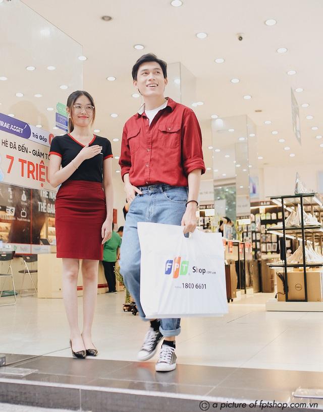 Được trả góp 0% lãi suất khi chọn mua laptop Lenovo tại FPT Shop - Ảnh 1.