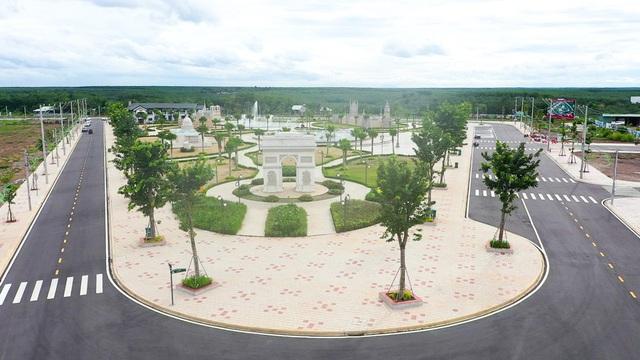Thị trường BĐS các thành phố vệ tinh quanh TP.HCM lên ngôi - Ảnh 2.