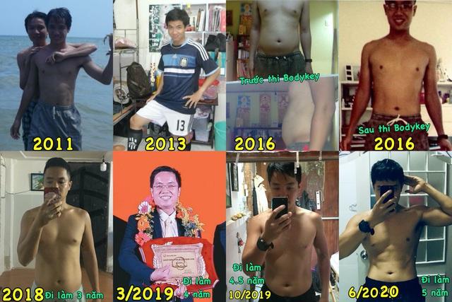 Phan Thái Tân: Hành trình từ bác sĩ thành huấn luyện viên giảm cân - Ảnh 4.