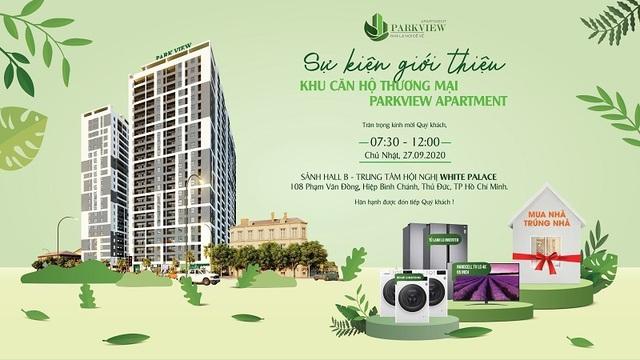 UniHomes giới thiệu dự án căn hộ thương mại ParkView Apartment giá 22 triệu một m2 - Ảnh 1.