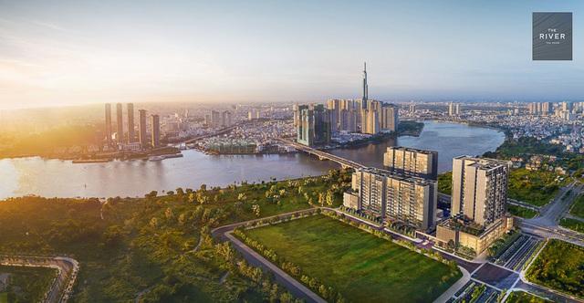 City Garden hợp tác quốc tế với Swire Properties trong dự án The River Thu Thiem - Ảnh 1.