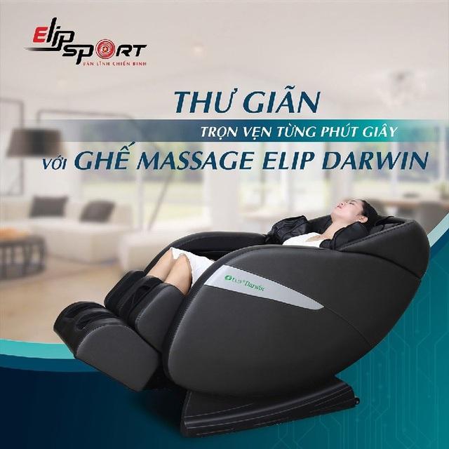 Phân biệt ghế massage toàn thân và ghế massage lưng - Ảnh 1.