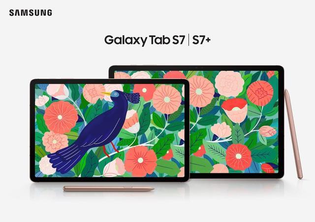 Galaxy Tab S7/S7+ hiệu năng khuynh đảo cùng chương trình ưu đãi đặc quyền tăng trải nghiệm hiệu suất bứt phá - Ảnh 1.